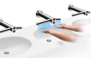 Händetrockner und Wasserhahn vereint von Dyson – Was diese Kombination taugt?
