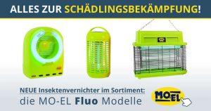 Fluo UV-Insektenkiller von MO-EL