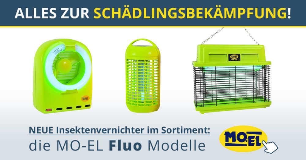 MO-EL Fluo Modelle neu am Markt