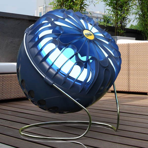Moel Blue Moon Insektenvernichter 3688B mit 25 Watt