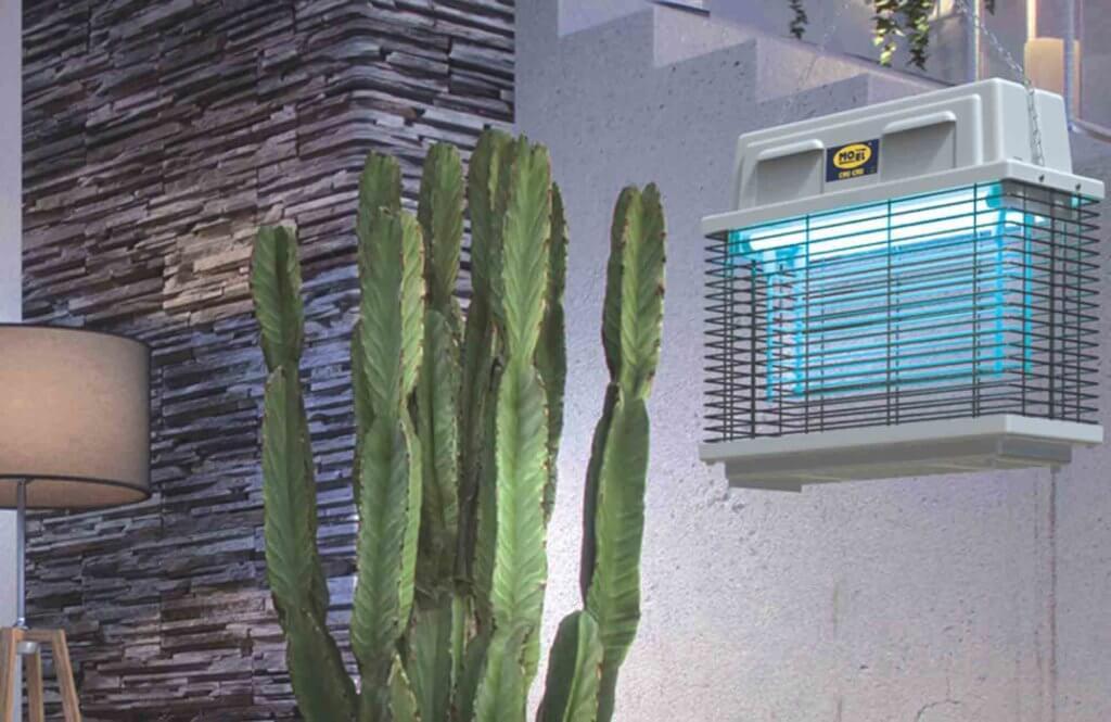 Elektrischer Insektenkiller – Wespen, Fliegen, Insekten effektiv vertreiben, entfernen, töten!