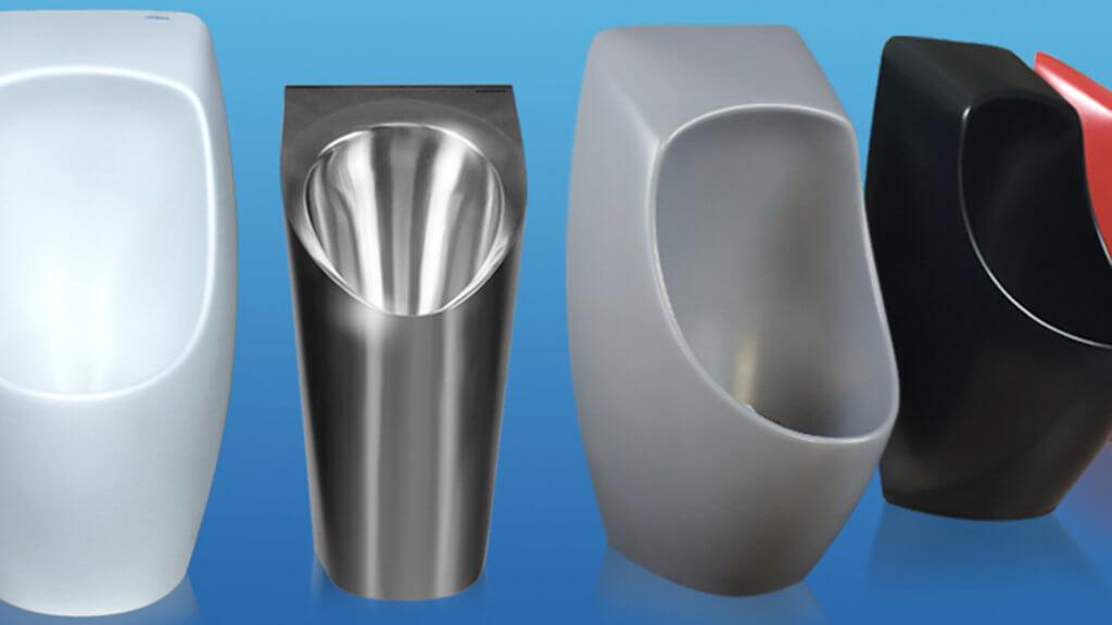 Neues Urinal - warum nur noch ein wasserloses Pissoir in Frage kommen sollte