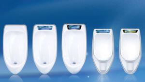 Wasserloses Pissoir – Überzeugend sowohl im Gewerbe als auch im öffentlichen Bereich