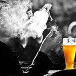 Heizstrahler für glückliche Raucher - Nichtraucherschutzgesetz trotzen