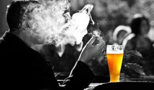 Heizstrahler für glückliche Raucher – wie Sie dem Nichtraucherschutzgesetz trotzen
