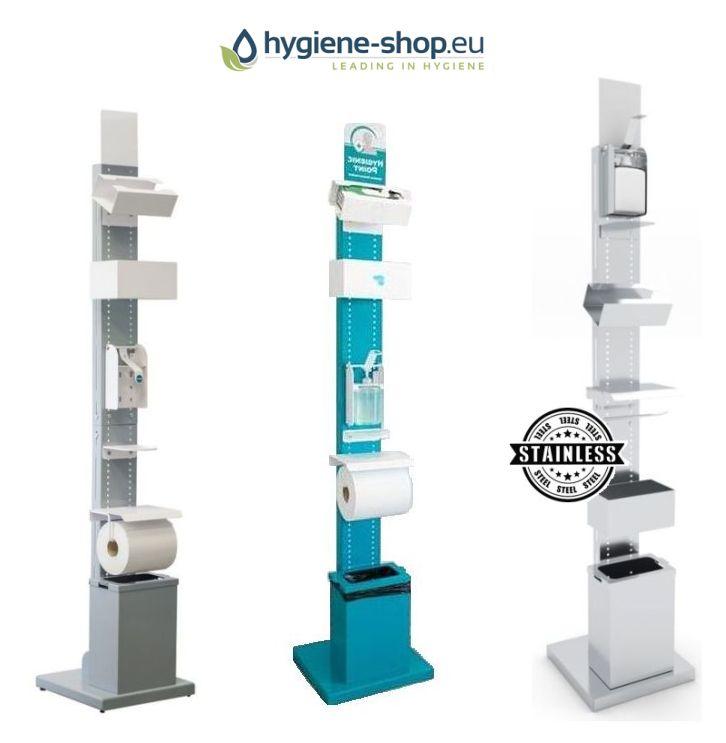 Desinfectionsmittelstaender Hygiene Station Multifunktional