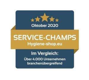 Wieder Testsieger!! Hygiene-shop Gewinner Website & Online Service