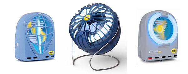 Ventilator Insektenvernichter