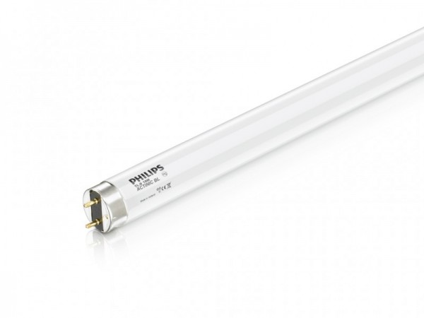 Replacement UV lamp Phillips Actinic with 18 watt for professional food hygiene and a life of 8000 hours