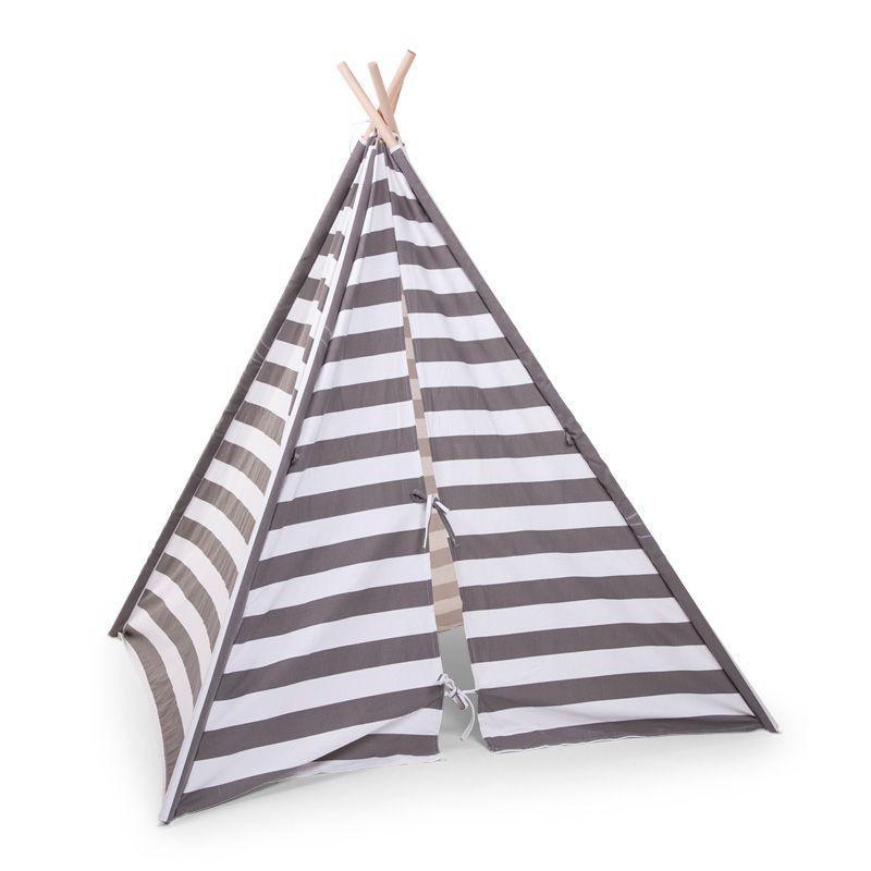 Tipi Tent gestreift TIPSTR