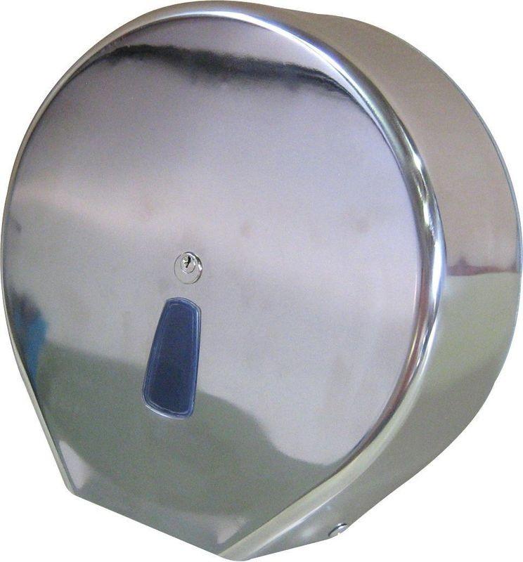 Edelstahl WC-Papierspender Maxi zur Wandmontage MP801 Marplast