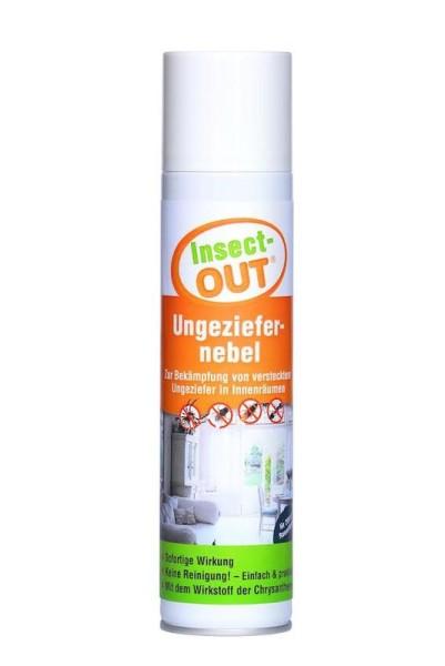 Insect-OUT® Ungeziefernebel 400 ml - Mit dem Wirkstoff der Chrysanthemenblume