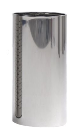 Graepel G-Line Pro Pieno umbrella stand made of stainless steel 1.4016 G-line Pro K00021680