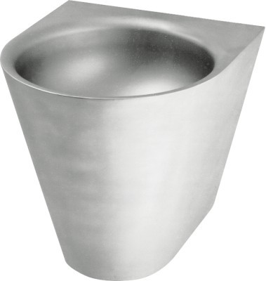 Franke single washbasin ANMX205 for wall mounting made of stainless steel Franke GmbH ANMX205