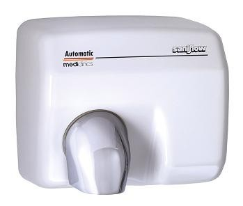 Mediclinics Saniflow automatic hand dryer 2250 watts Mediclinics 12270,1229
