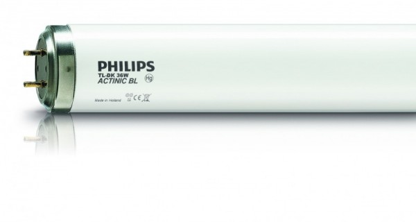 Replacement UV lamp Phillips Actinic with 36 watt for professional food hygiene and a life of 8000 hours