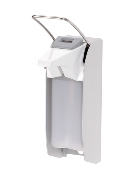 Ophardt ingo-man¨ plus soap and disinfectant Dispenser with Counter 1417569 (500ml) Ophardt Hygiene