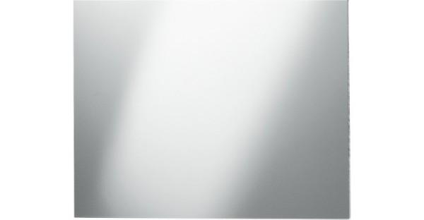 Franke Spiegel mit Verstärkung M500HD aus Chromnickelstahl zur Wandmontage Franke GmbH M500HD,M400HD,M600HD