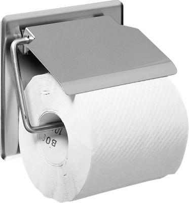 Franke Toilettenpapierhalter BS677 Stratos aus Chromnickelstahl zur Wandmontage Franke GmbH BS677