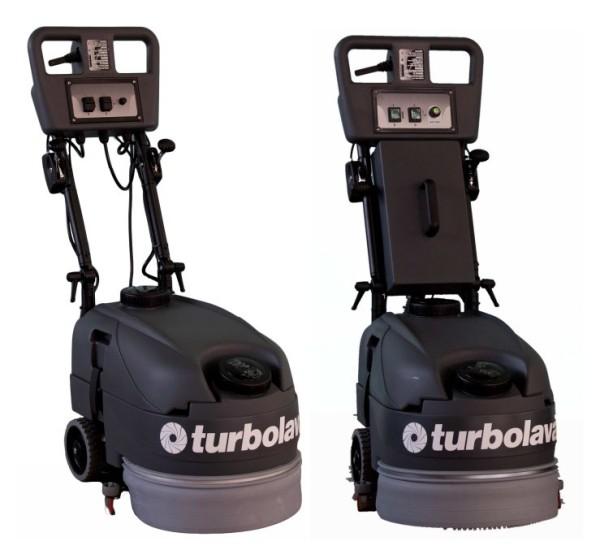 CIMEL Turbolava 350 Scheuersaugmaschine für Bodenflächen - elektrisch oder Batterie Cimel-turbolava TU350WIRE,TU350BAT
