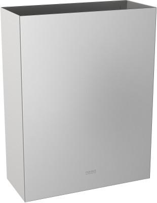Abfallbehälter RODX605 aus Chromnickelstahl zur Au...