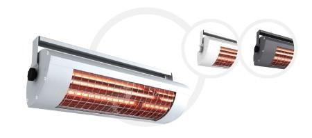 Heizstrahler Solamagic 1400 ECO+ Wand oder Decke Montage Solamagic