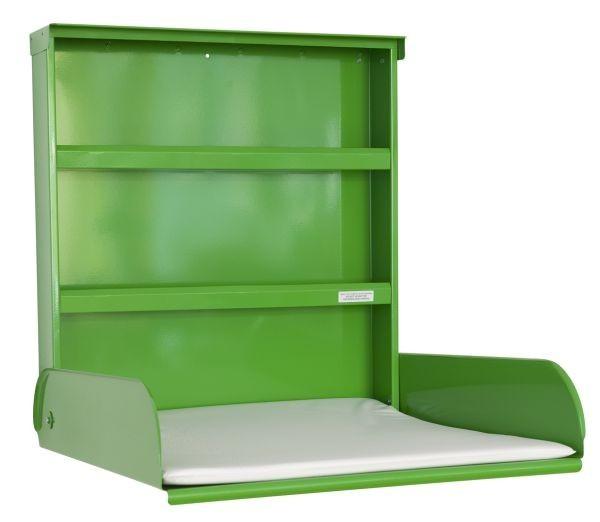 Wickeltische Klappbar mit Regalsystem und Wickelauflage - Pipi byBo Design Bunt ByBo Design 10225-10222