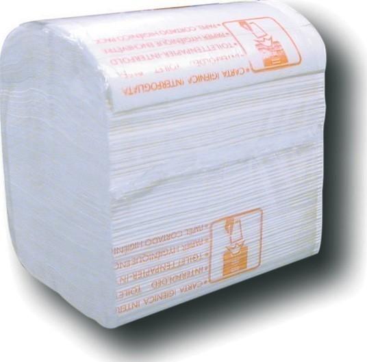 Toiletpapier 2laags Bulkpack 36x250m 100% cellulose