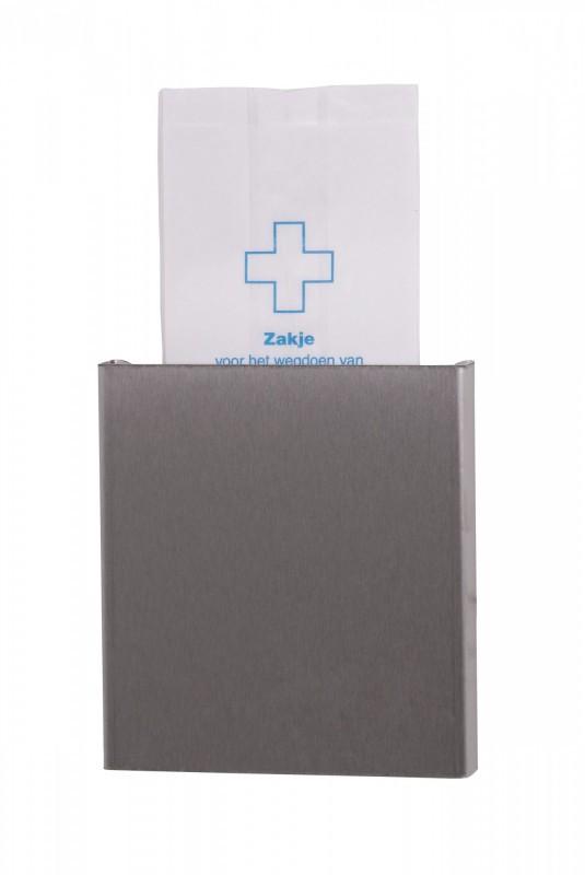 Hygienebeutelspender für Papierbeutel