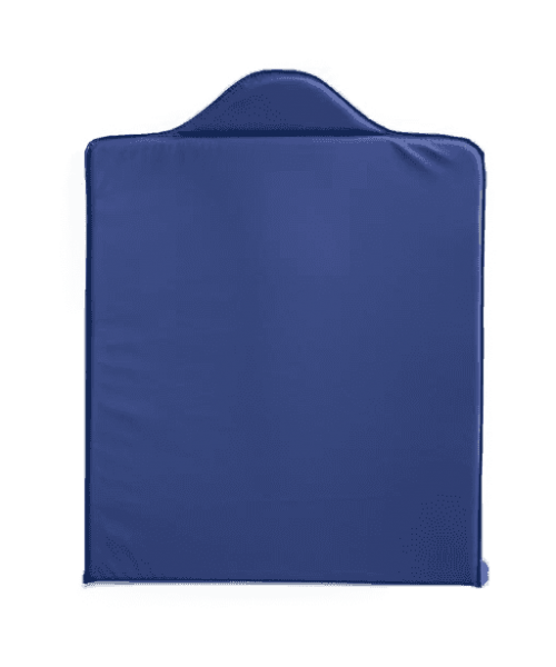 Changing table - coating kawaform for the foldable changing table in blue or white Timkid