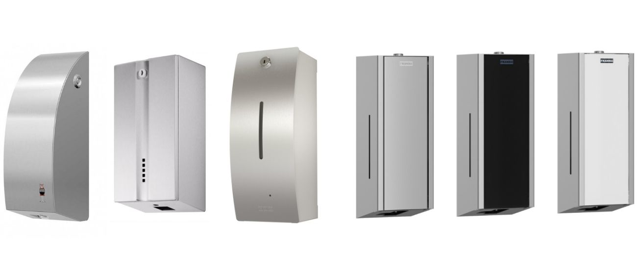 Soap Dispensers Made Of Stainless Steel Inox Soap Dispensers