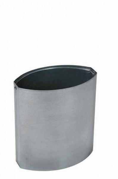 Rossignol Arkea inner bucket made of galvanised steel available in 40L and 60L Rossignol 58871,58872