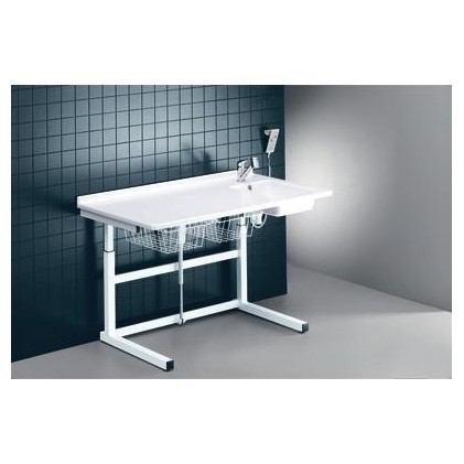 Pressalit free standing changing table 800 x 1400 mm with motor - max. 75 kg Pressalit R8752