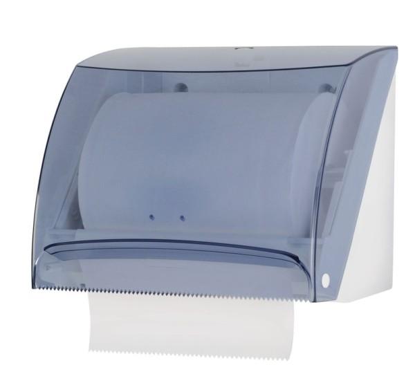 Marplast Combi handtowel dispenser transparent MP518 Marplast S.p.A. Combi Redesigned