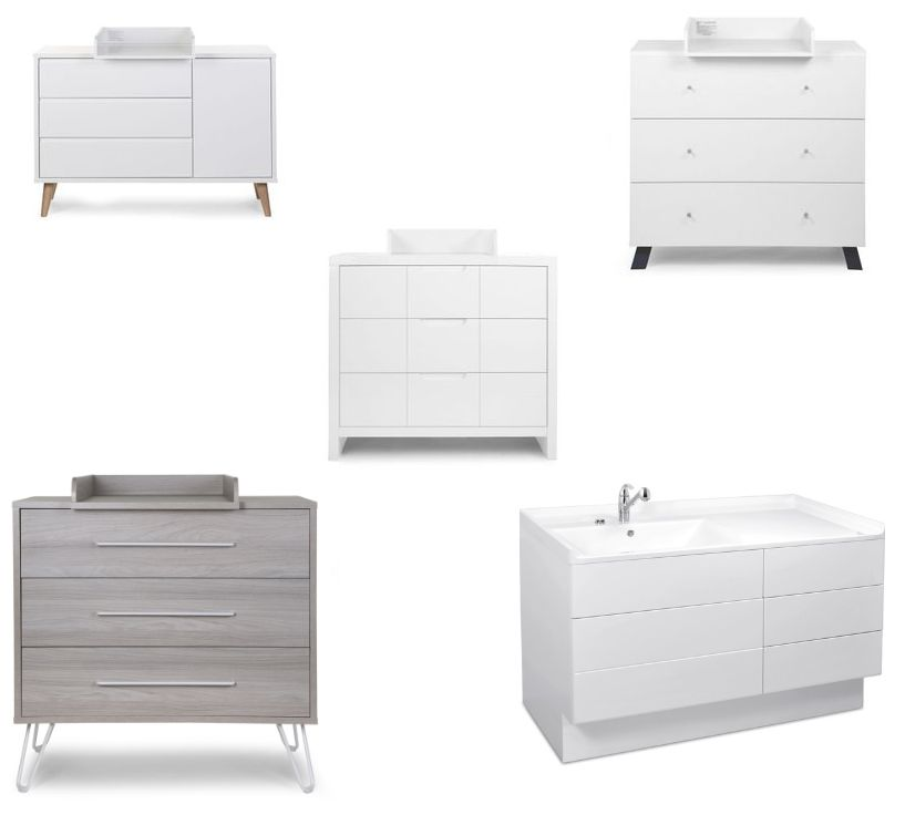 Baby Changing Stations Units Tables