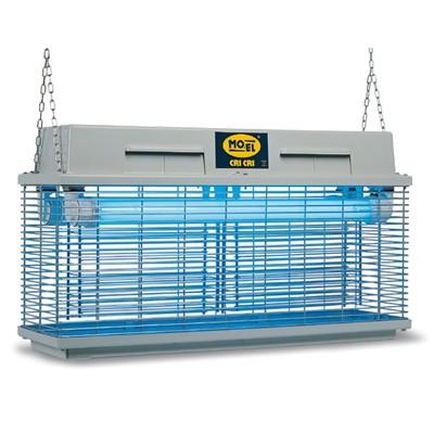 Moel Cri-Cri Elektro-Insektenfalle 308E mit 2 x 40W Lampen und 230V ~ 50Hz