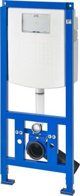 AQUAFIX Installationselement AQFX0006 für wandhängende WC-Becken
