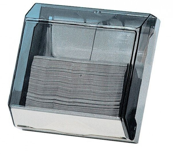 Marplast Paper towel dispenser Multicart transparent MP 537 - 250pcs. C-Folding, Z-Folding Marplast S.p.A. Multicart