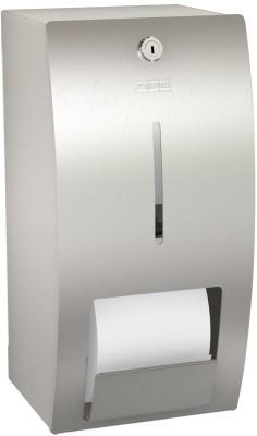 Franke WC-Rollenhalter STRX671L aus Chromnickelstahl zur Aufputzmontage Franke GmbH STRX671L