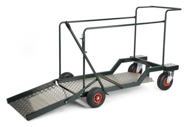 Transportwagen mit 4 Luftreifen VB 960400