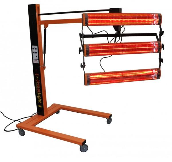 Heatlight Infrarot Lack- und Farbtrockner 4500W mit Distanzsensor in 2 Varianten Heatlight Infrarot VLP45DS,VLP45DS-3P