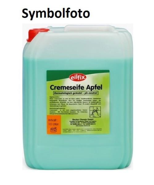 Eilfix Apple Cream soap with special lipid regulating active ingredients Becker apfel1,apfel5,apfel10