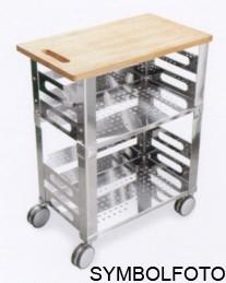 Graepel High Tech Holzschneidebrett für P.U.B. Flaschenständer und Schrankelemente - Zubehör Graepel Hightech K00042310
