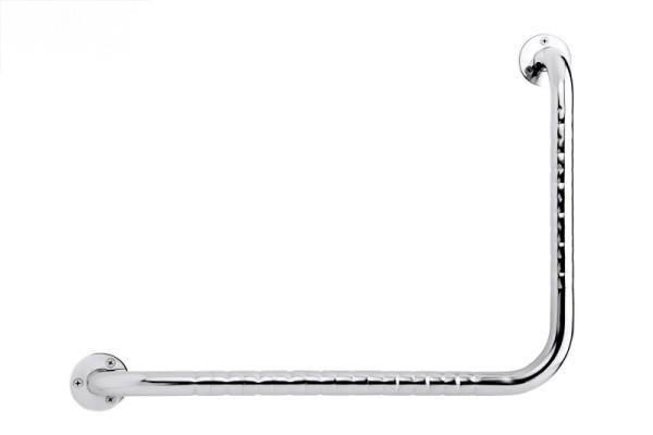 FRELU - Winkelgriff - 459 x 610mm - Aus Edelstahl - Fingergriff - Rechts/Links - 150kg Frelu WG459x610RF,WG459x610LF