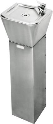 Franke Trinkwasserspender ANMX301 für Boden- und Wandmontage aus Edelstahl Franke GmbH ANMX301