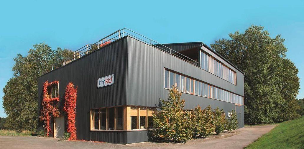 Timkid-Hauptsitz