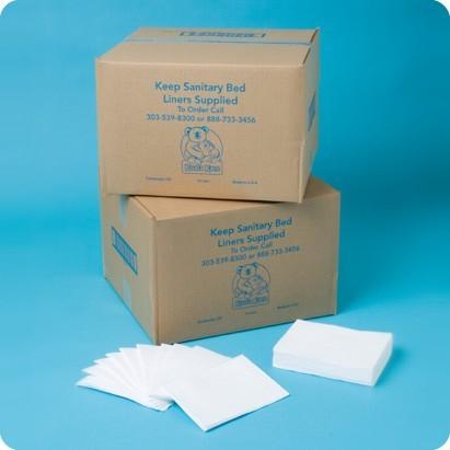 Wickeltisch Papierabdeckung für Babywickeltische