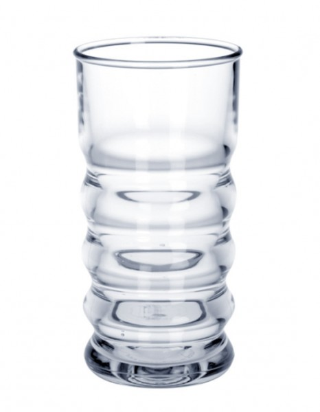 Samba Queen drinking cup 0,2l SAN of plastic crystal clear Schorm GmbH 9055