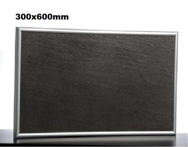 Keramik Infrarot Heizung 200 Watt mit Alurahmen und Wandhalterung von Elbo Therm Elbo therm KE200,KE200,KE200,KE200,KE200,KE200
