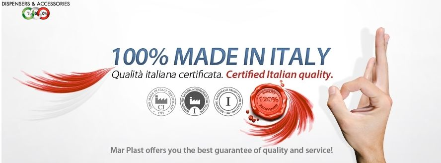 Marplast S.p.a made in Italy